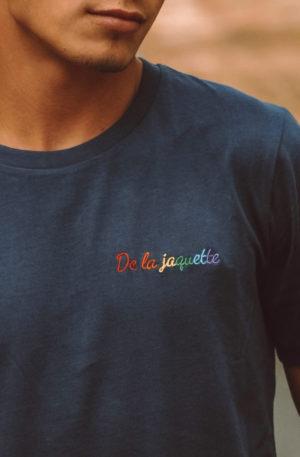 de la jaquette tee shirt