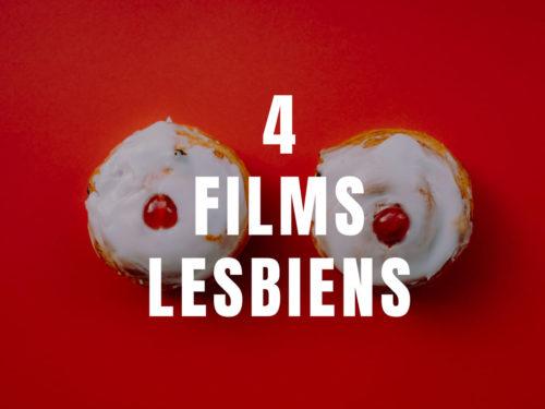 Top 4 films lesbiens à regarder en 2020