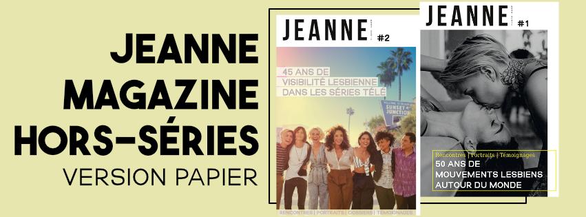 jeanne magazine lesbienne