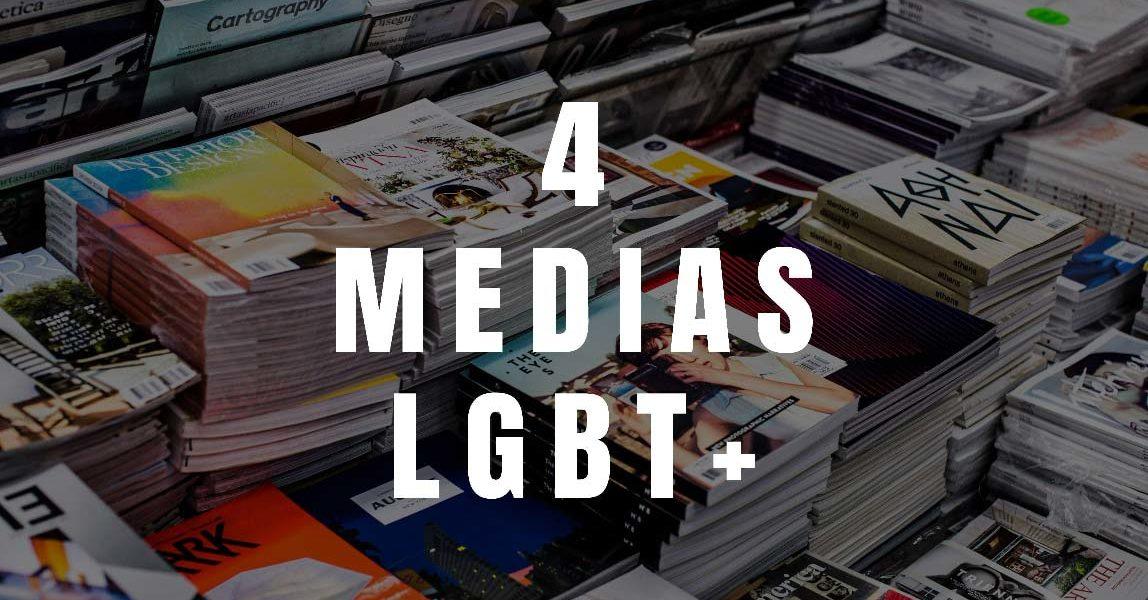 médias lgbt gay lesbienne magazine