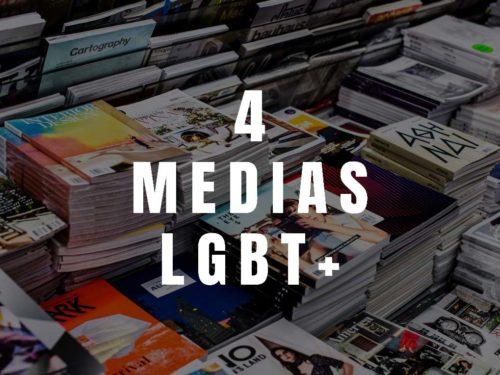 4 médias LGBT français à consulter