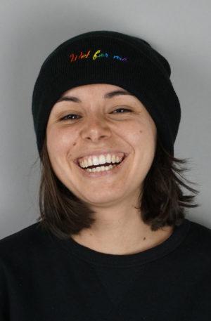 bonnet lgbt lesbienne