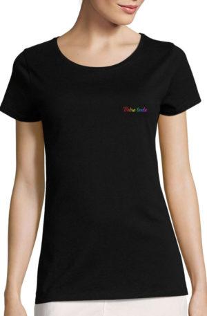 personnaliser tee shirt bordeaux