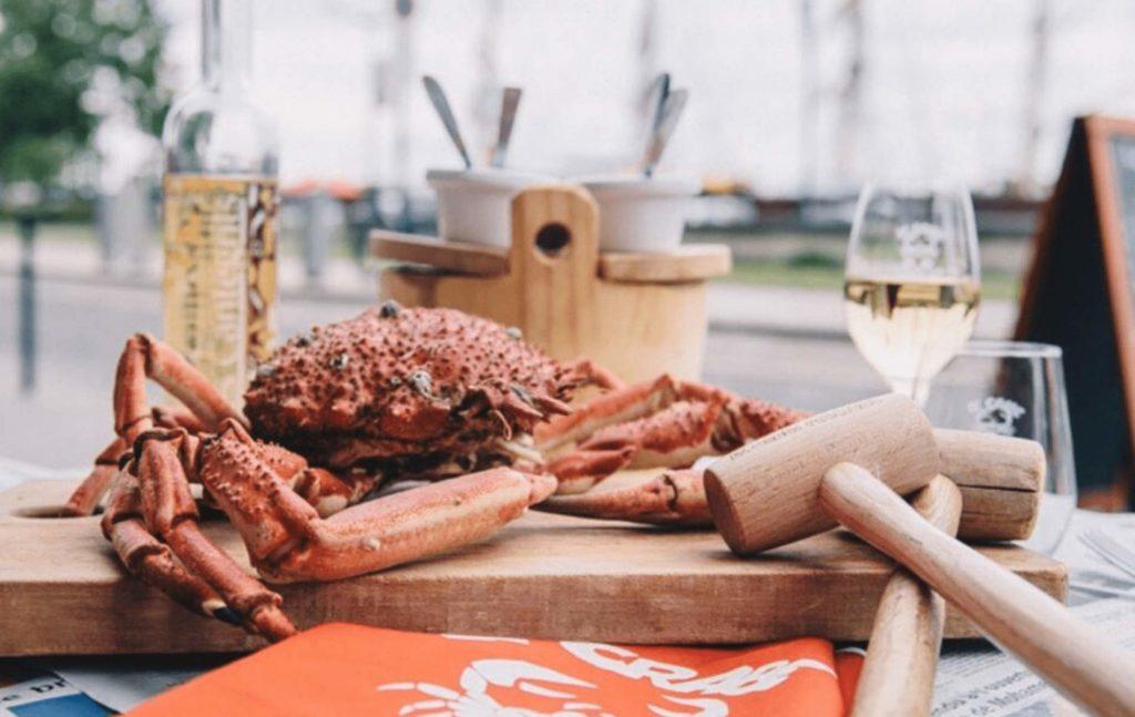 le crabre marteau restaurant