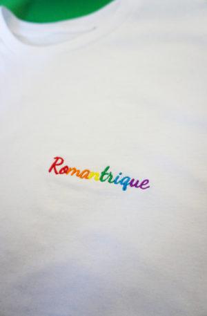 tee shirt gay romantrique